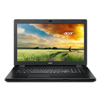 ACER Aspire E5-575-32ND Non Windows - Black