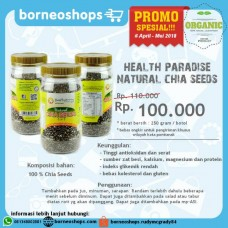 HEALTH PARADISE NATURAL CHIA SEEDS